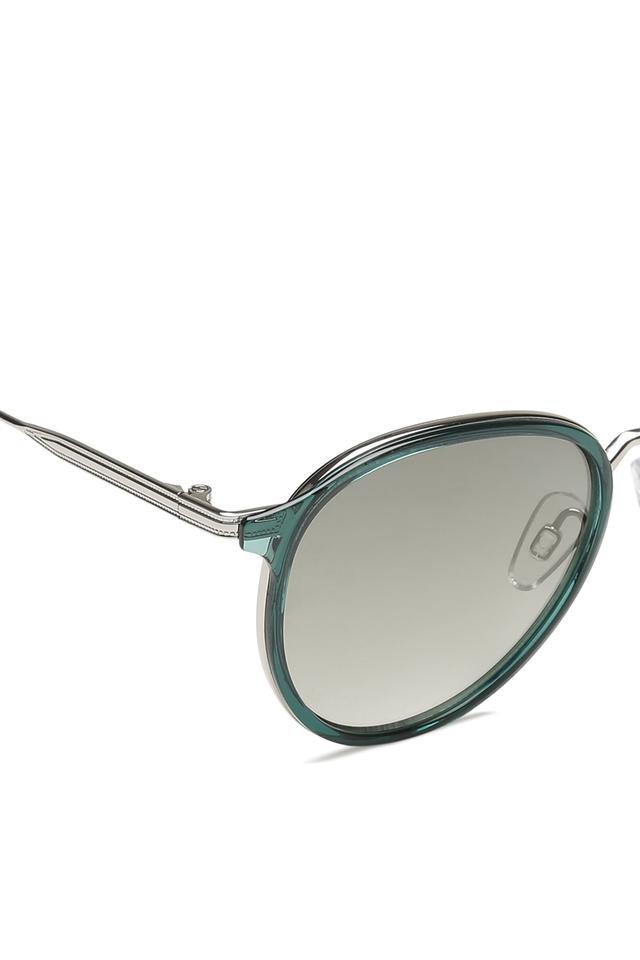 Unisex Round UV Protected Sunglasses - NOP-1610-C04