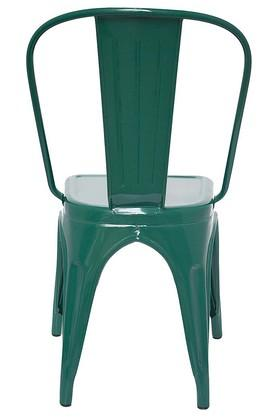 Green Stylo Chairs Set of 2