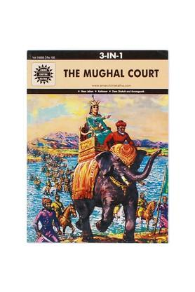 The Mughal Court: 3 in 1 (Amar Chitra Katha)