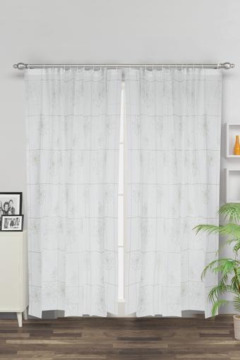 Waterproof Printed Shower Curtain Set of 2