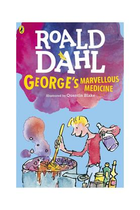 George's Marvellous Medicine (Dahl Fiction)