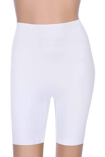 Womens Solid Thigh Shapewear