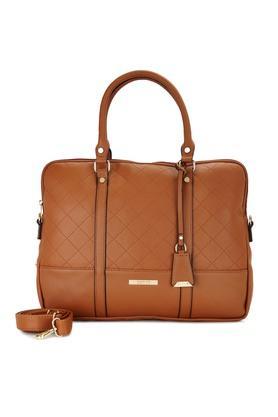 CERIZWomens Zipper Closure Laptop Bag - 204893595_9124