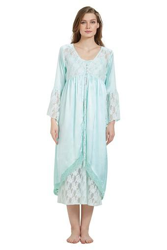 MYSTERE PARIS -  Green Nightwear - Main