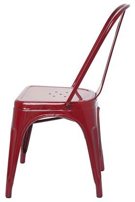 Maroon Stylo Chairs Set of 2
