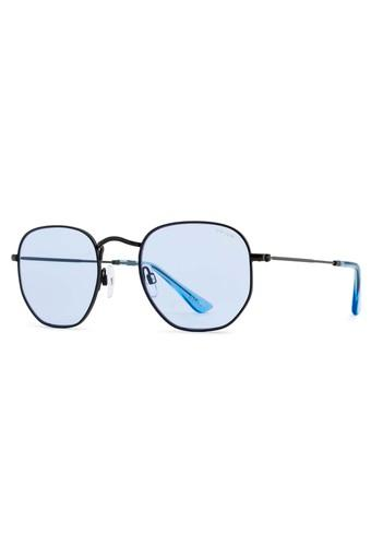 Unisex Regular Polycarbonate Sunglasses