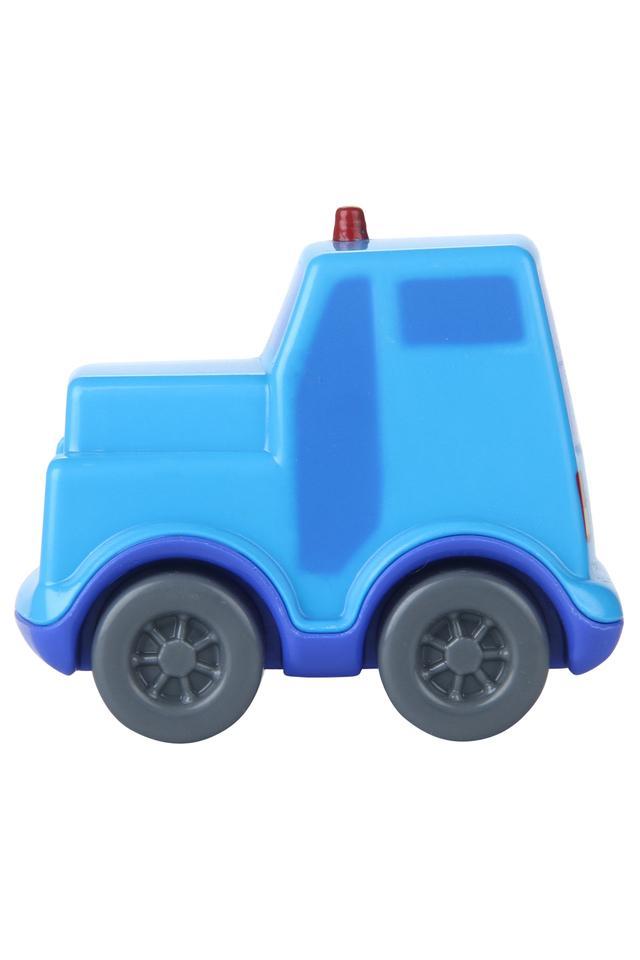 Kids Police Jeep Toy