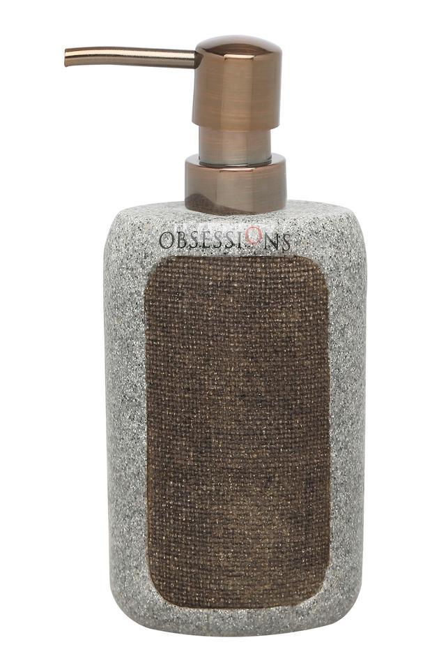 Alvina Textured Soap Dispenser