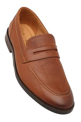 CLARKS Mens Slip On Smart Formal Loafer
