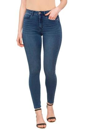 7615c36466 Buy Leggings & Jeans For Womens Online | Shoppers Stop