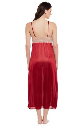 117097b3de X CLOVIA Womens Lace Night Dress ...