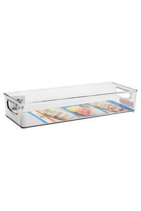 INTERDESIGNRectangular Storage Box With Handle