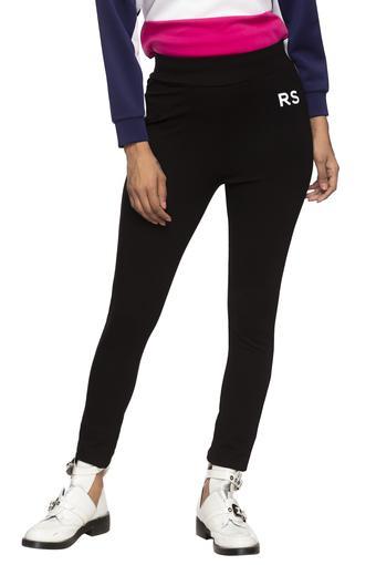 RHESON -  BlackJeans & Leggings - Main