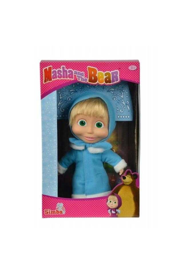 Unisex Baby Doll with Scarf