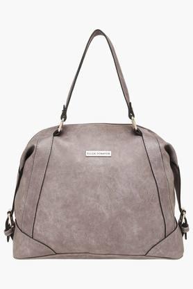 ELLIZA DONATEINWomens Zipper Closure Satchel Handbag - 203397148
