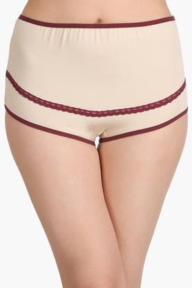 CLOVIA Womens High Waist Solid Maternity Briefs