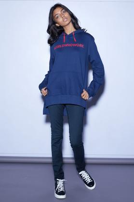 RHESONWomen Girls Who Work Sweat Shirt