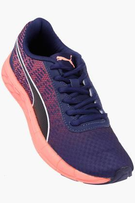 PUMA Mens Mesh Lace Up Sports Shoes - 203162235