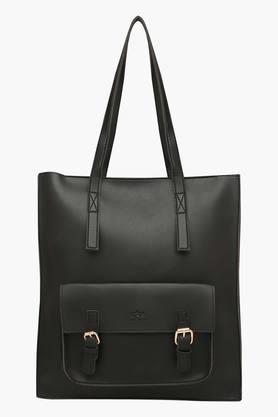 RS BY ROCKY STARWomens Zipper Closure Satchel Handbag - 203346258_9212
