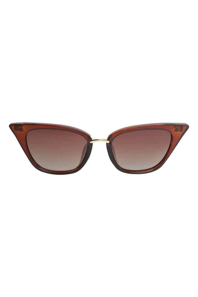 Womens Full Rim Cat Eye Sunglasses - LI151C121