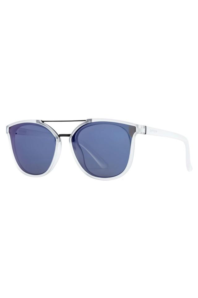Mens Browline Polarized Sunglasses