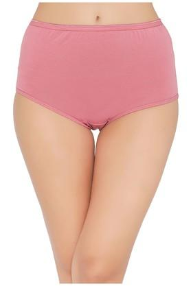 CLOVIA Maternity High Waist Solid Hipster Briefs - 204904392_9557