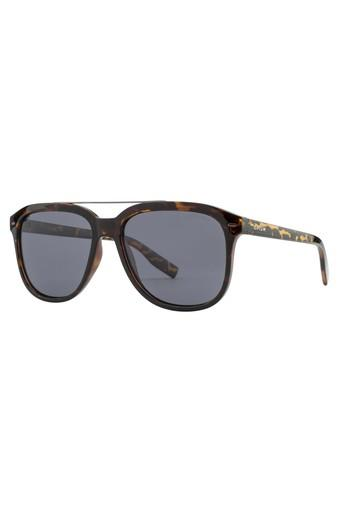 Unisex Browline UV Protected Sunglasses