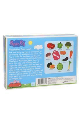 Unisex Peppa Pig Mini Vegetable Set