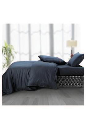 Self Print King Bed Sheet with Pillow Cover