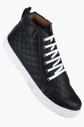 CARLTON LONDONWomens Casual Wear Lace Up Sneakers