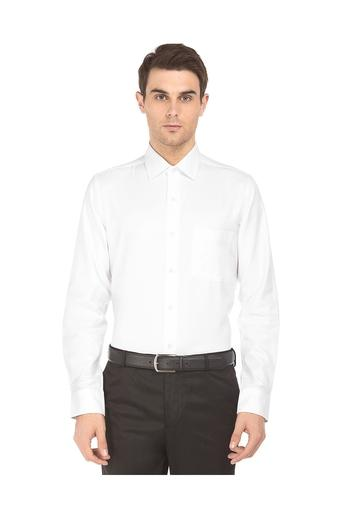 ARROW -  White Formal Shirts - Main