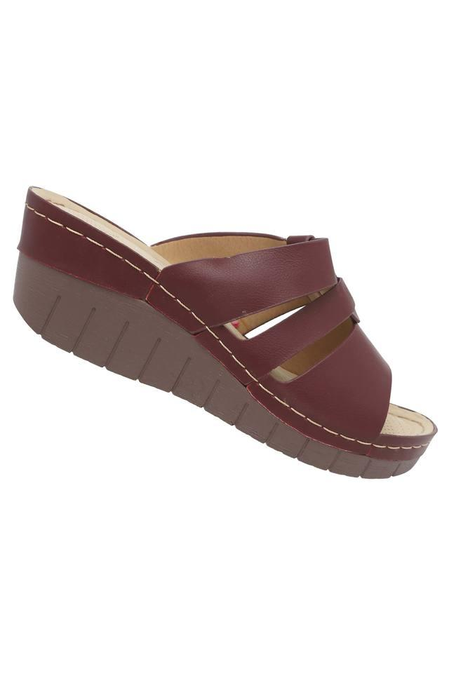 Womens Casual Slip On Platforms