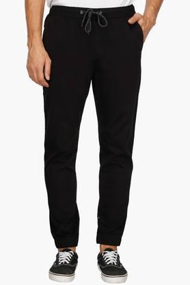 AEROPOSTALE Mens 4 Pocket Solid Joggers