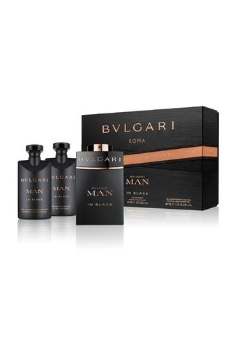 60ml EDP Natural Spray + 40ml Shampoo and Shower Gel + 40ml After Shave Balm