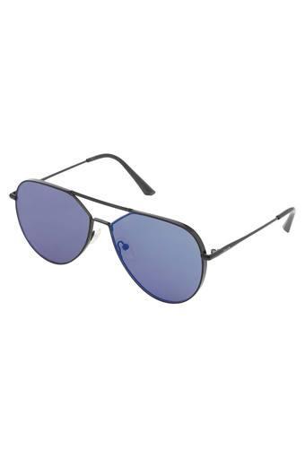 Mens Full Rim Aviator Sunglasses - OP-1663-C02