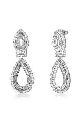 Womens Tear Drop Earrings