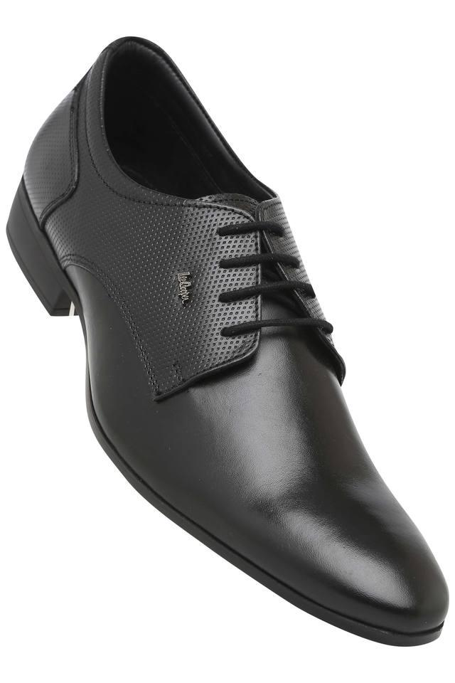 Mens Leather Laceup Derbys