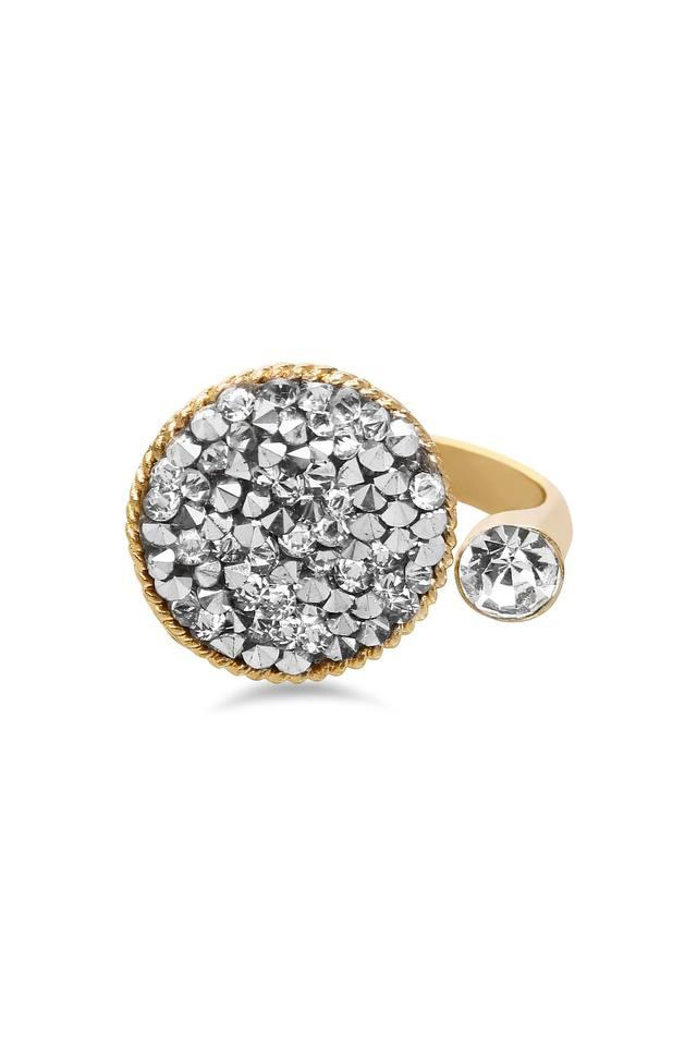 Womens Gold Plated Ring