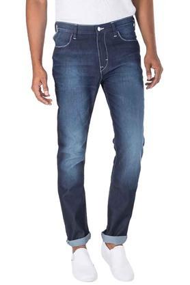 LEEMens Mild Wash Skinny Fit Jeans