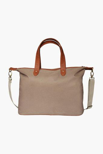 Womens 1 Compartment Zipper Closure Slingbag