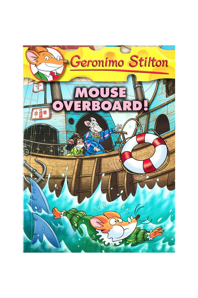 Geronimo Stilton #62 (Mouse Overboard!)