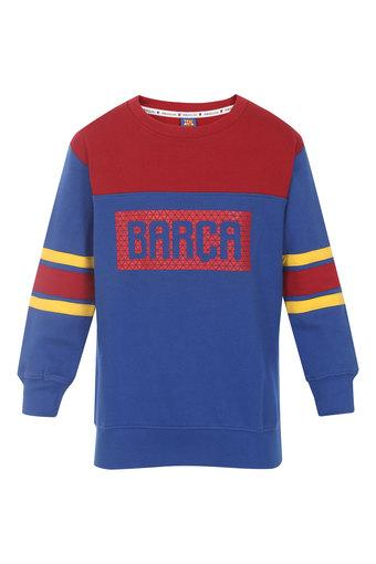 FC BARCELONA -  Blue Winterwear - Main