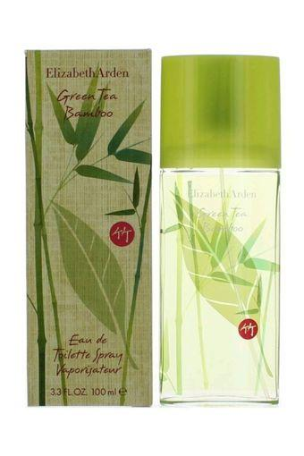 Womens Green Tea Bamboo Eau De Toilette - 100ml