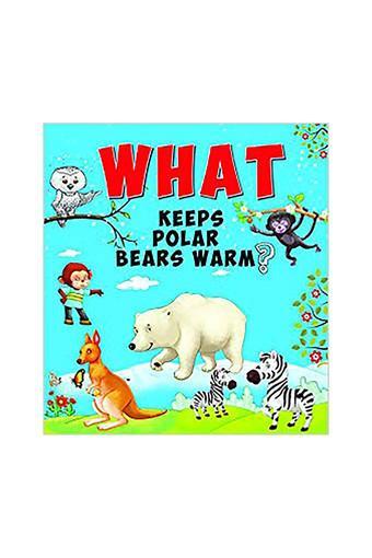 What Keeps Polar Bears Warm?