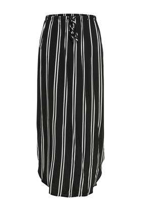 ONLY Womens Striped Casual Skirt