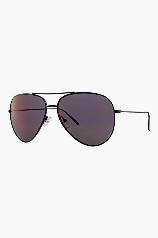 Mens Aviator Full Lens Sunglasses