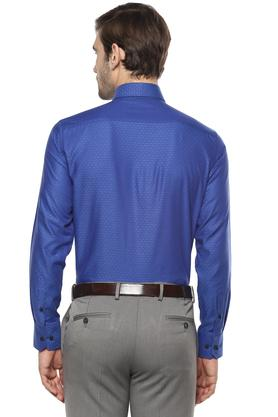 Mens Embroidered Formal Shirt