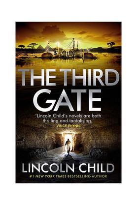 The Third Gate (Dr. Jeremy Logan)