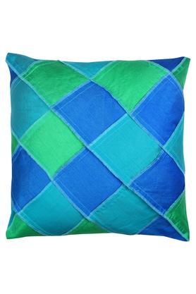 Square Colour Block Cushion Cover