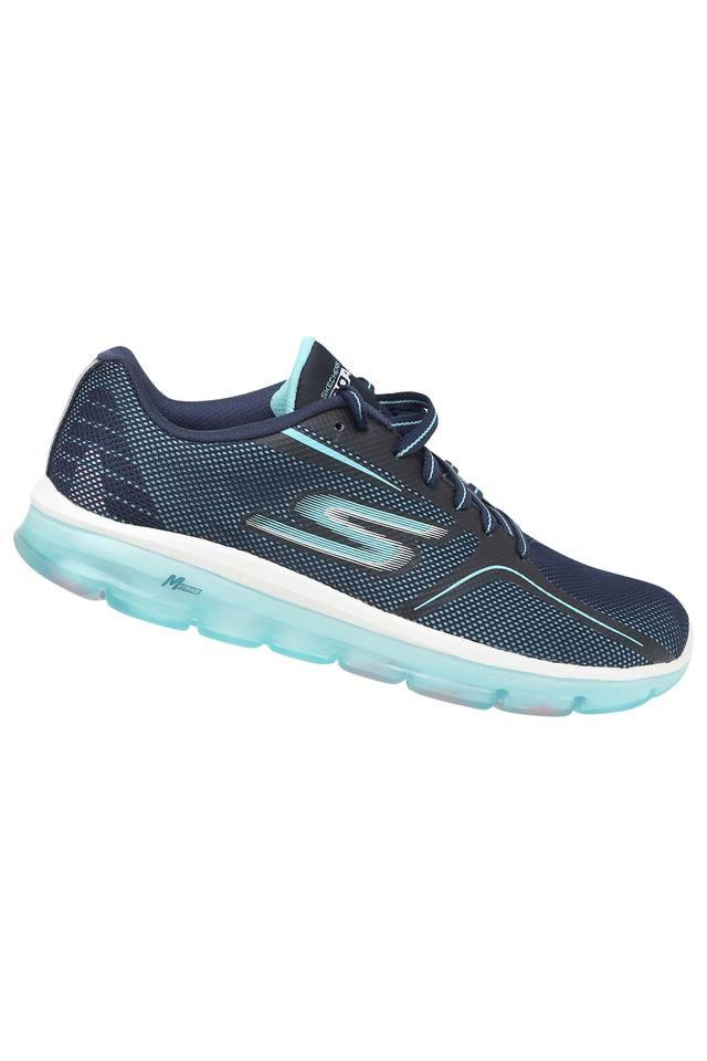 Womens Mesh Lace up Sports Shoes